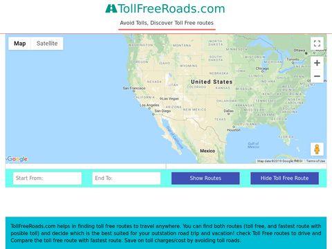 TollFreeRoads.com
