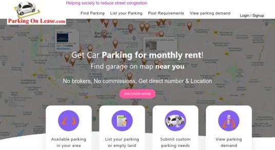 ParkingOnLease.com